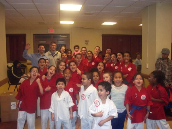 Karate Uniform Donation - Party With Purpose (PWP) | Give