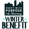 Join Us At Our 10th Anniversary Winter Benefit!